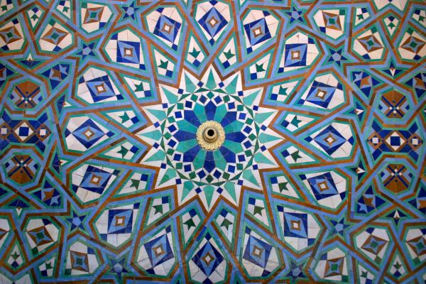 Islamic Mosaic Wallpaper Islamic Mosaic Pattern